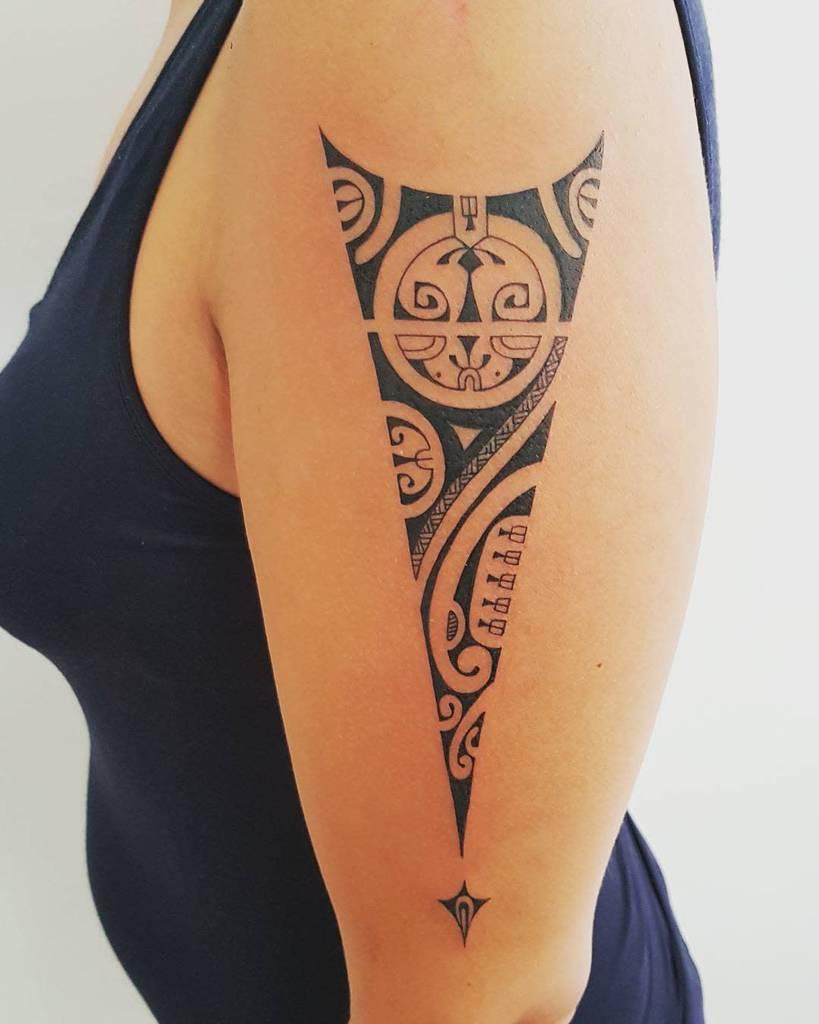 forearm simple tribal tattoos tattoobypatu