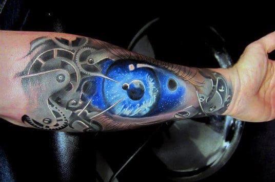 Forearm tattoos ideas for men