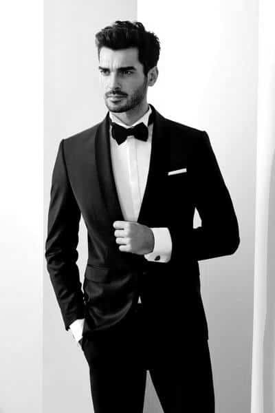 Formal Classy Haircut For Men With Thick Hair