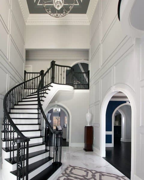 Formal Elegant Staircase Ideas