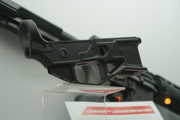 Fortis Lower Reciever