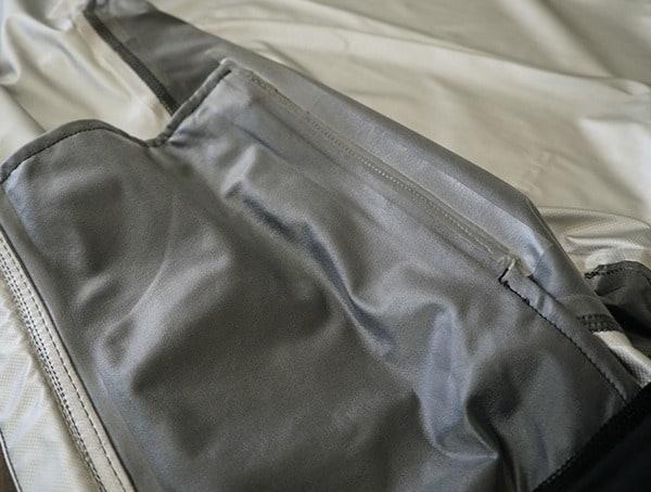 Four Way Strech Ogio All Elements Elite Rain Jacket Inner Pocket