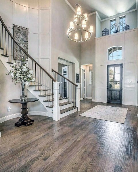 Top 80 Best Foyer Ideas Unique Home Entryway Designs