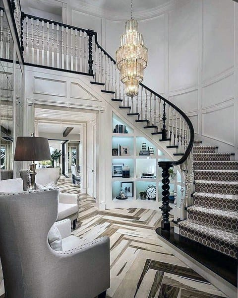 Foyer Chandelier Ideas