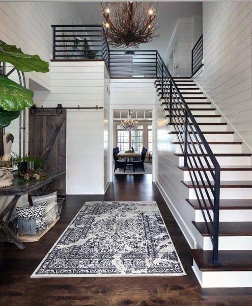 Foyer Paint Color Ideas
