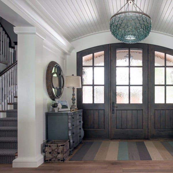 Foyer Staircase Ideas