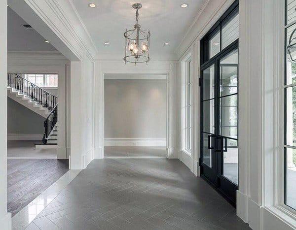 Foyer Stairs Design