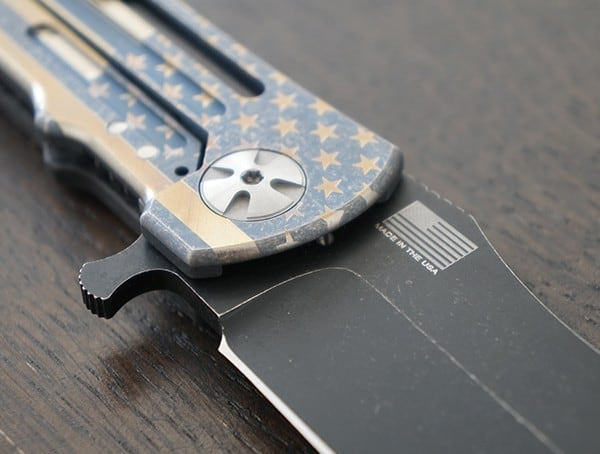 Frame Lock Flipper Darrel Ralph Dominator Ventilator Carbon Fiber Ii Knife Deployment