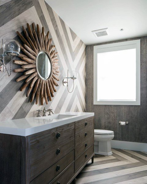 Do It Yourself Home Design: Top 50 Best Bathroom Mirror Ideas