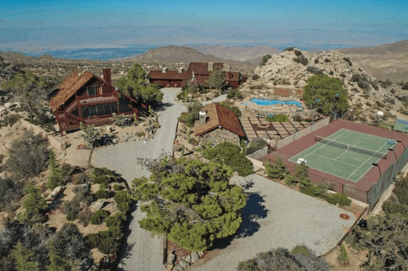 Frank Sinatra's Former Cali Compound Is on the Market