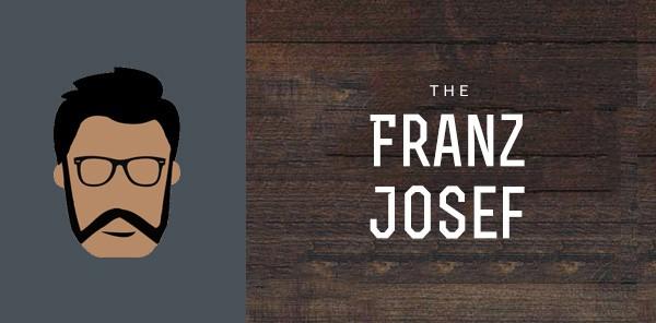 Franz Josef Beard Styles