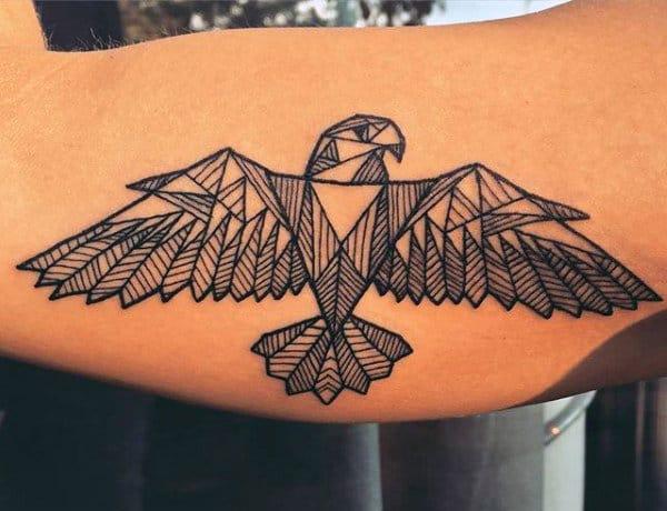 Free Bird Tattoo For Men