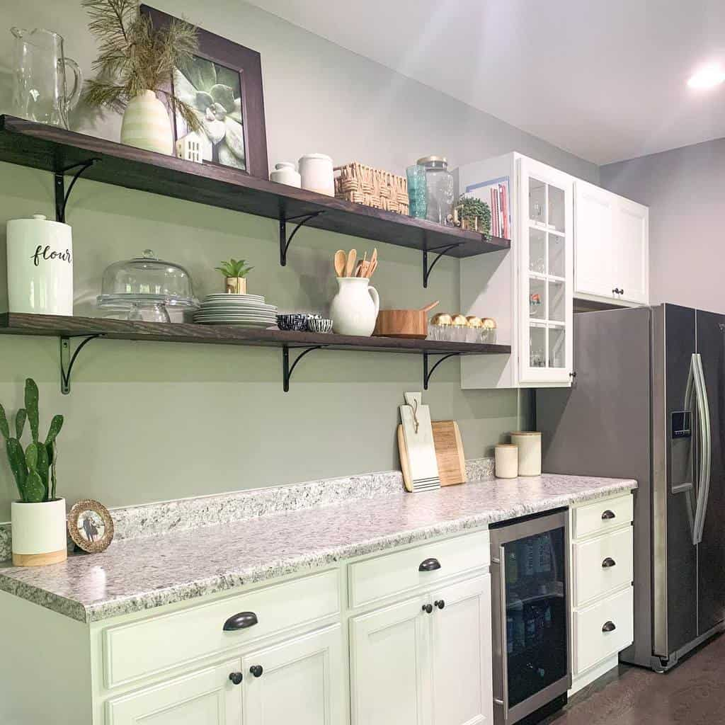 free hanging wall shelf ideas be_kind_and_design