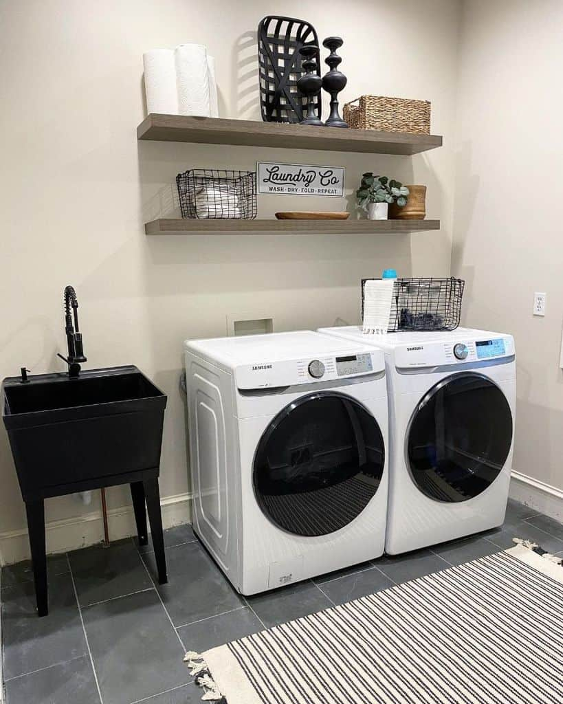 free standing laundry room sink ideas beercityflips