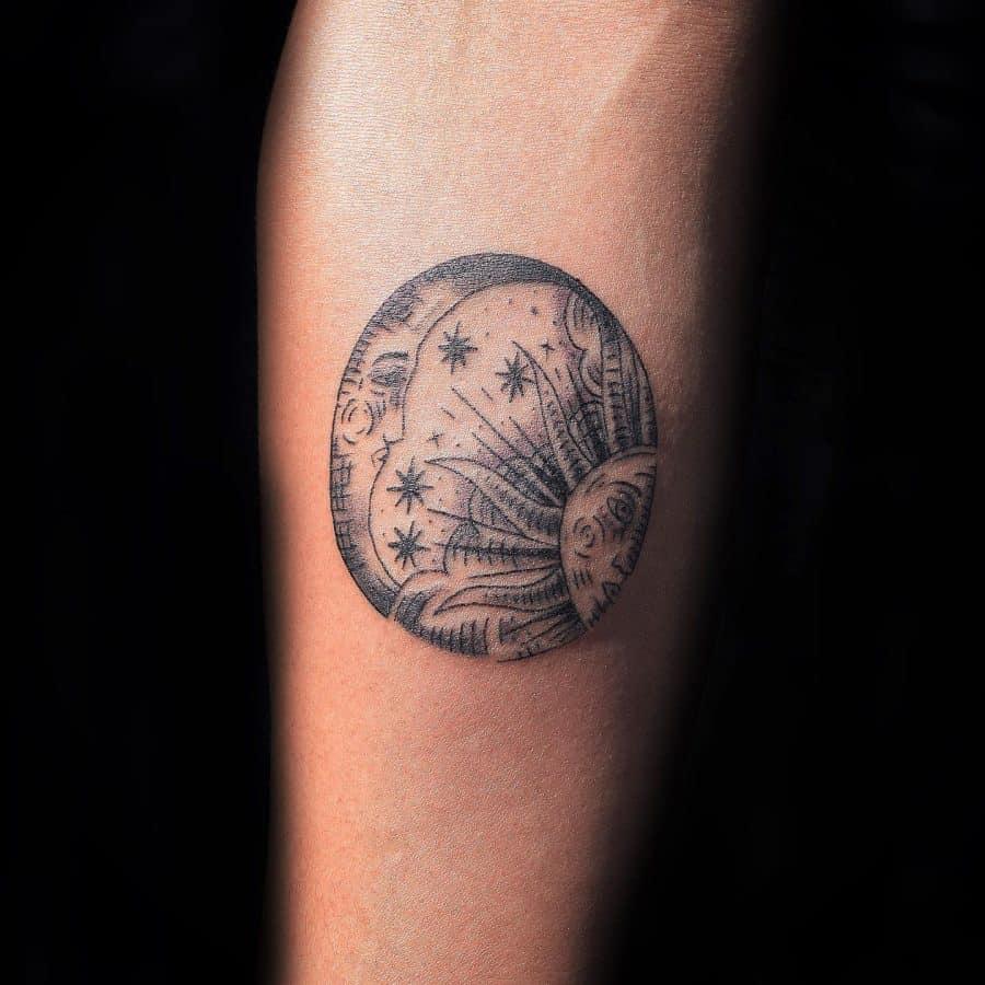 black-gray-sun-moon-tattoo-nickkartchner