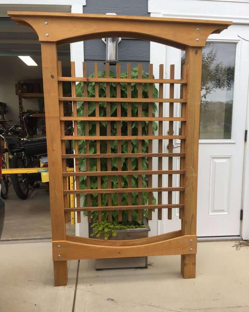 freestanding garden trellis ideas garden trellis ideas knotcommonwood