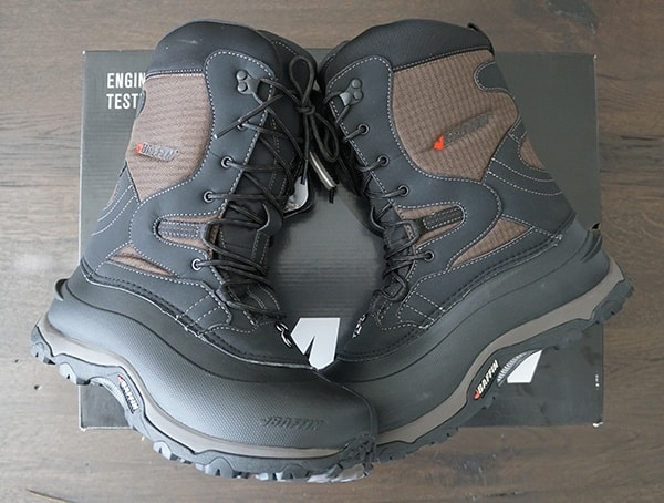 Freezing Temperature Baffin Summit Mens Boots