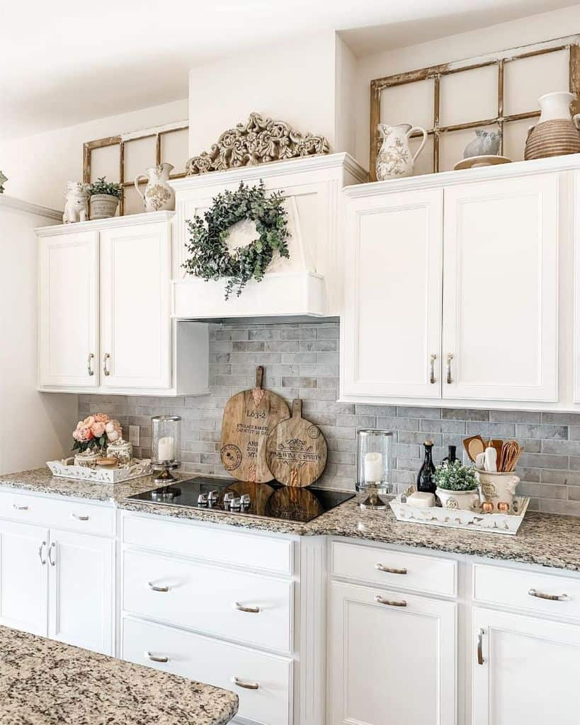 French Country Chic French Country Kitchen Athomewitholivia