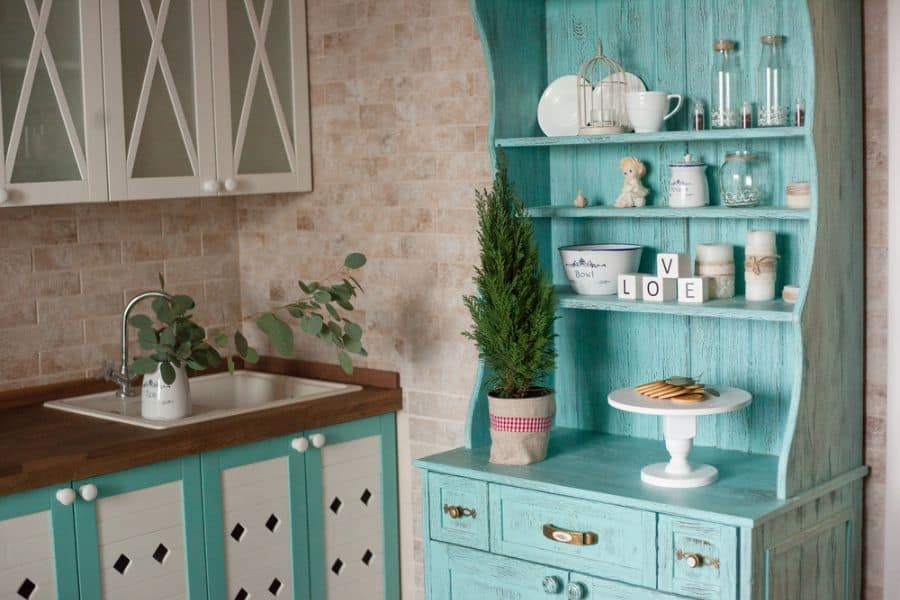 French Country Chic Kitchen 1