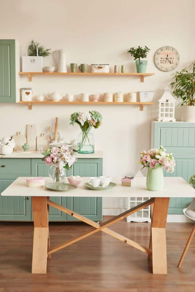 French Country Chic Kitchen 2