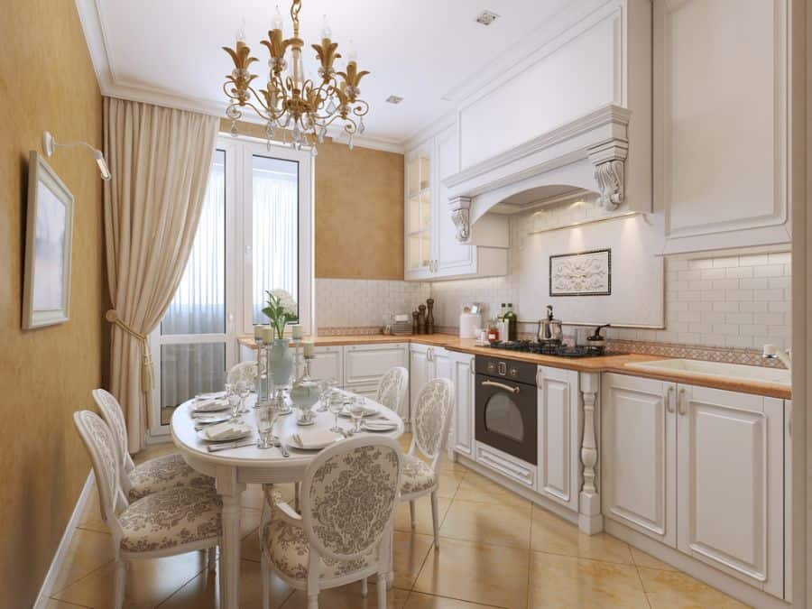 French Country Chic Kitchen 3
