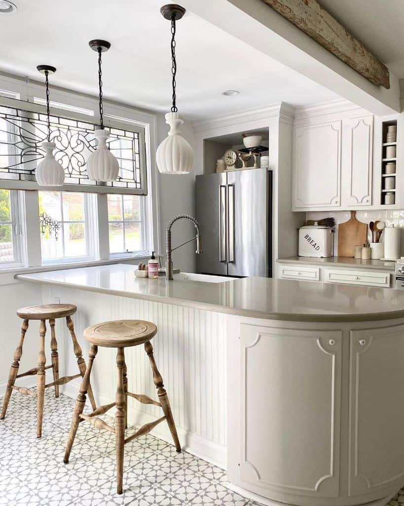 French Country Chic Kitchen Smilingheartcottage