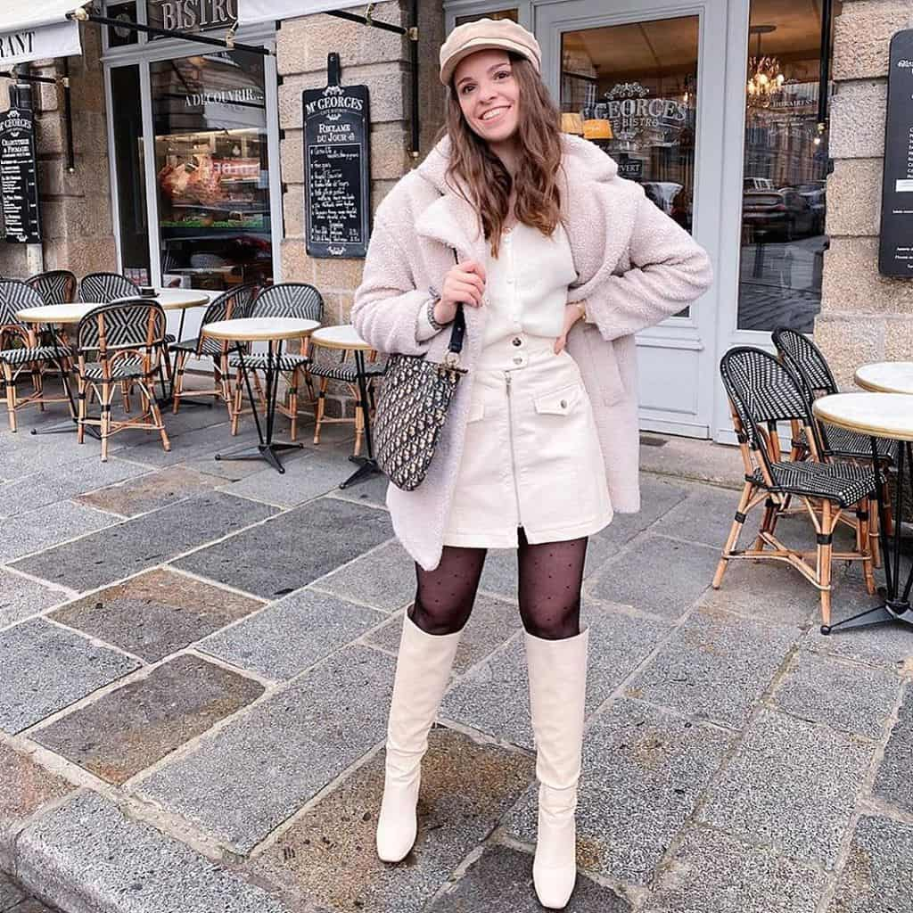 French Look Outfit Style