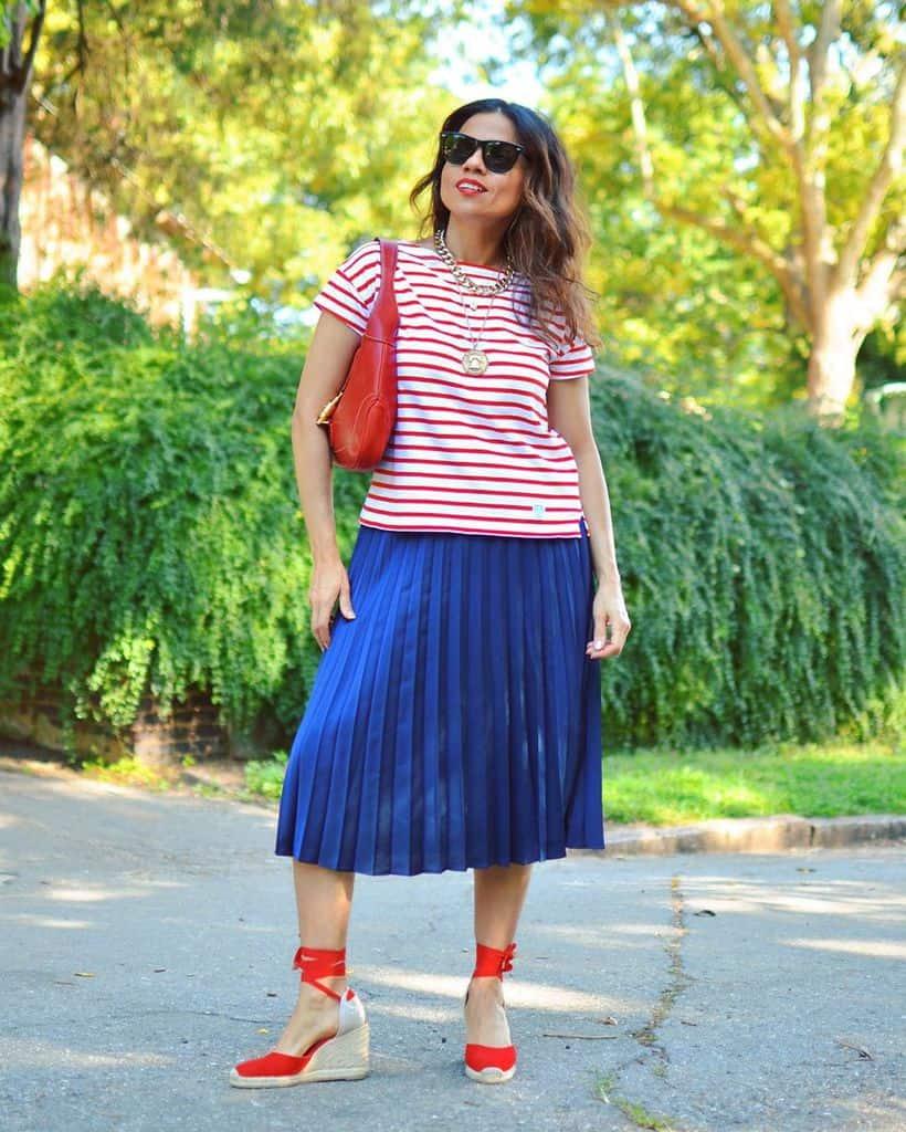 French Nautical Fashion