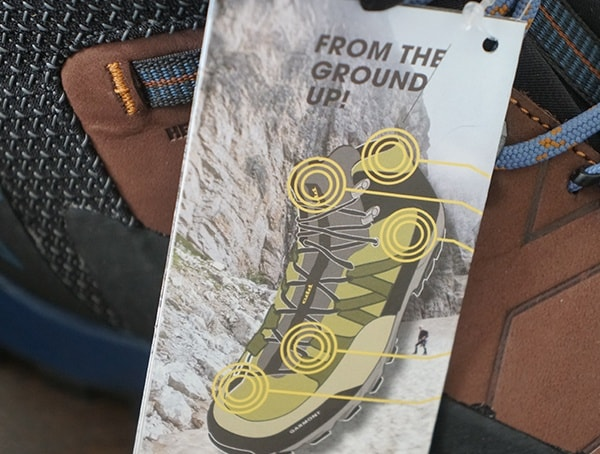 From The Ground Up Shock Absorbing Mens Garmont Toubkal Gtx Boots
