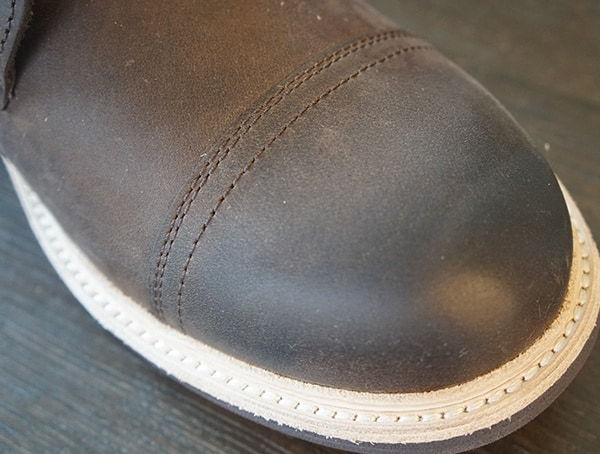 Front Boot Details Ugg Magnusson Boots