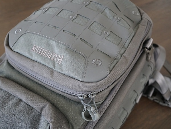 Front Compartment Closedmaxpedition Riftblade Backpack