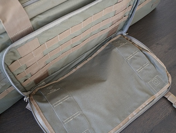 Front Compartment Open 5 11 Tactical Vtac Mk 2 Interior Rifle Case