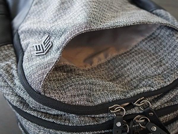 Front Deep Pocket Smarter Than Most Myth Backpack