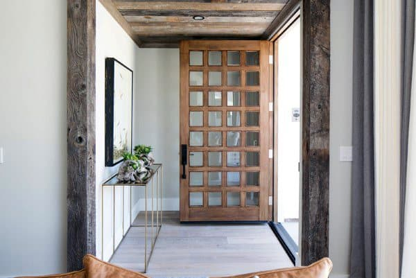 Front Door Foyer Designs