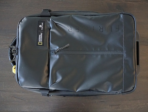 Front Eagle Creek Borderless Convertible Carry On
