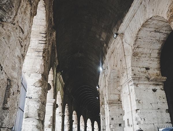 Front Entrance Colosseum