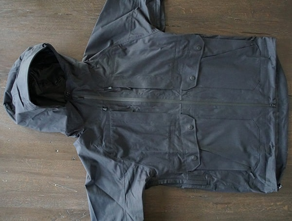 Front Mens Chrome Industries Storm Seeker Shell Ms Jacket