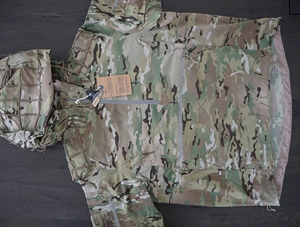 Front Multicam Otte Gear Tactical Mens Overwatch Anorak