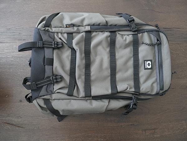 Front Olive Ogio Alpha Convoy 525 Backpack