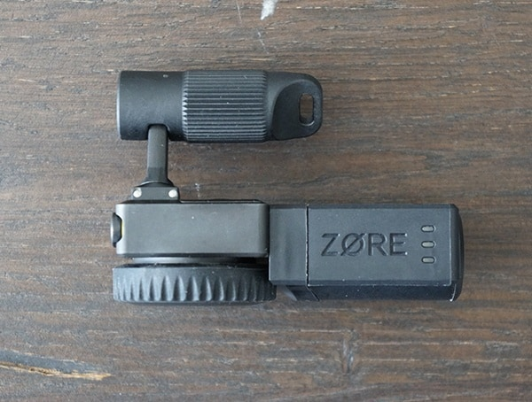 Front Pistol Lock Zore X Core 9×19
