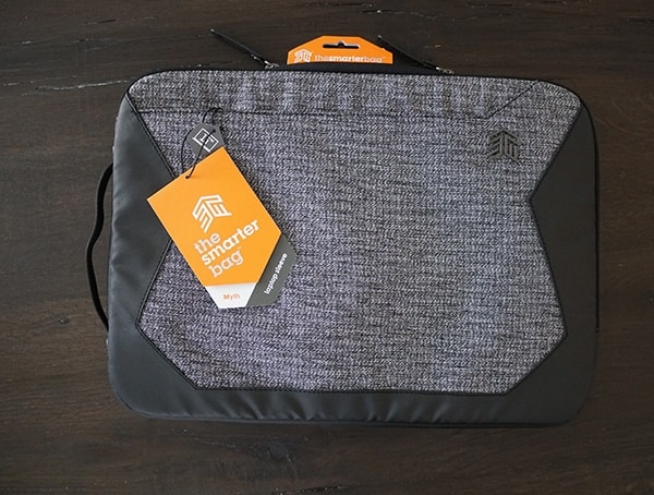 Front Smarter Than Most Myth Laptop Sleeve