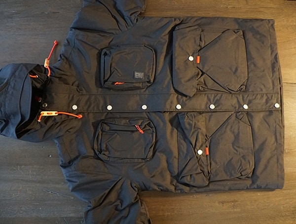 Front Topo Designs Mountain Jacket For Guys