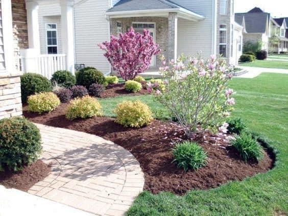 Front Yard Landscape Design Inspiration