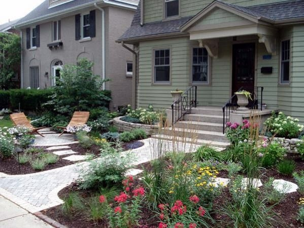 Front Yard Landscaping Design Inspiration
