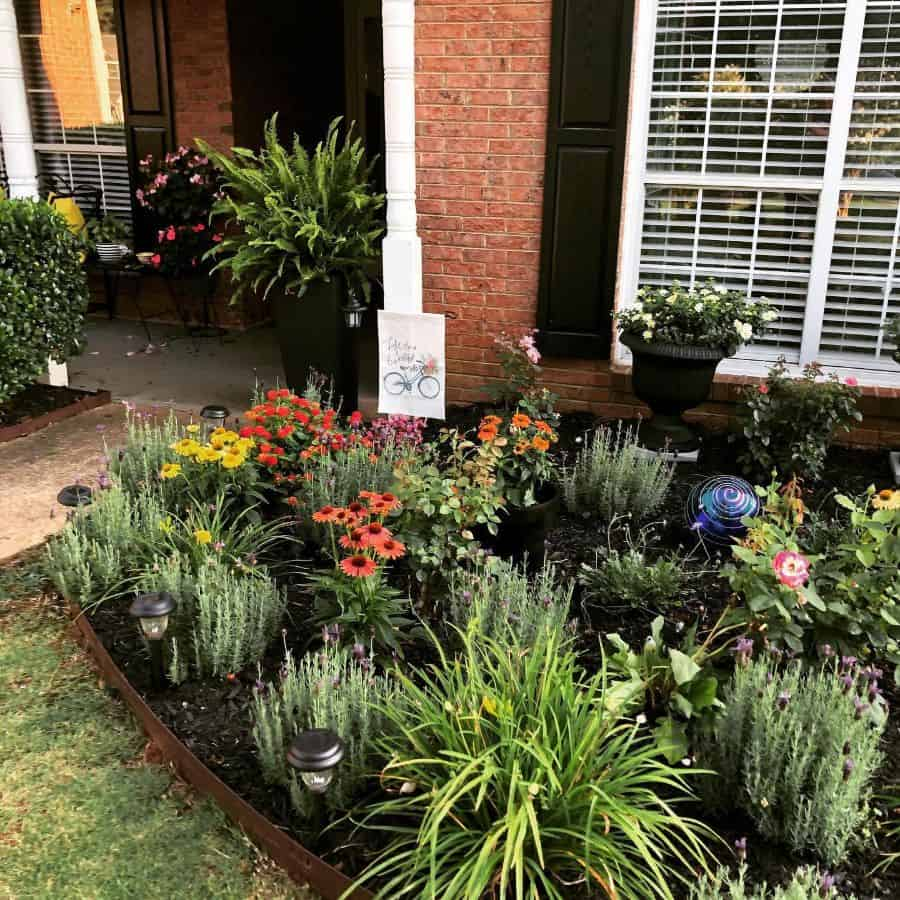 frontyard flower bed ideas plants_are_life_2020