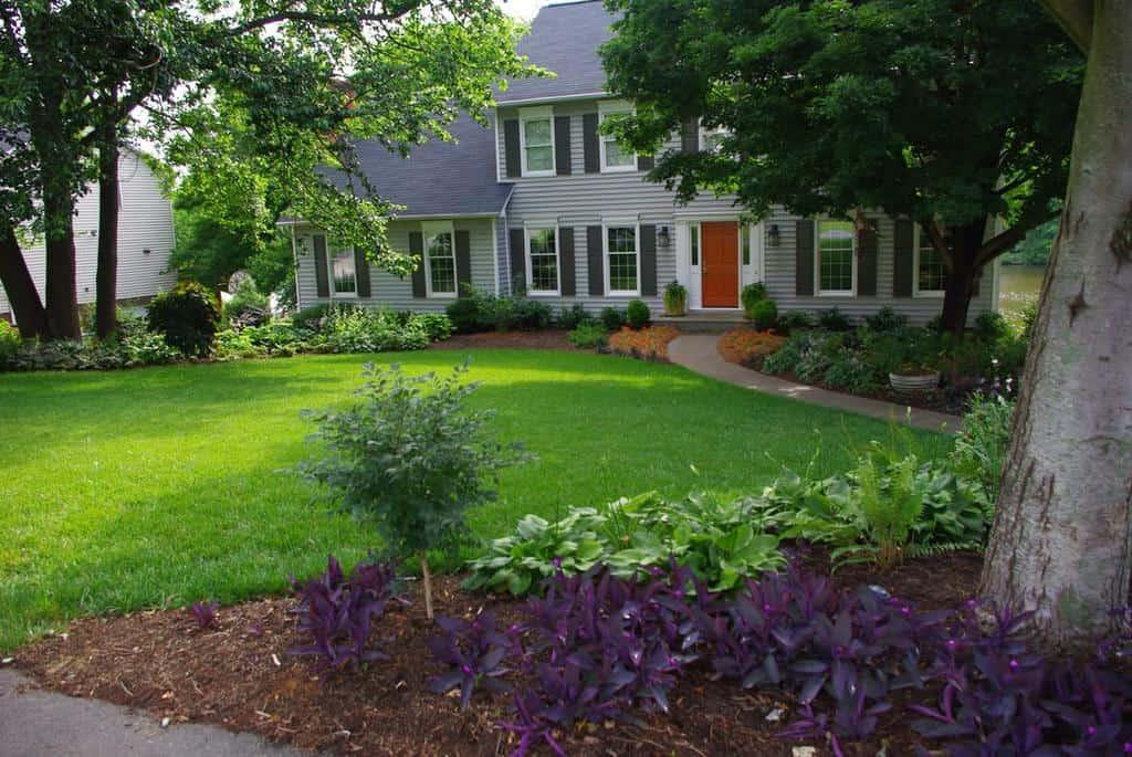 frontyard shade garden ideas 3dlandscapearchitect