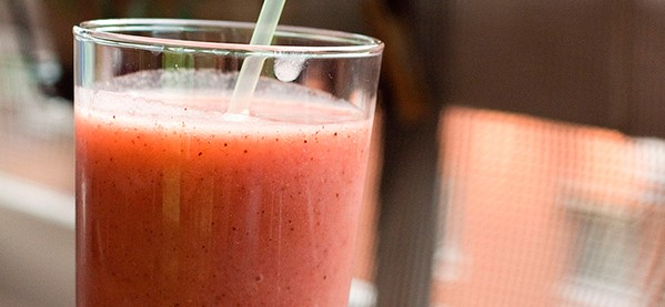 Fruit Smoothies For Pre Workout Drinks