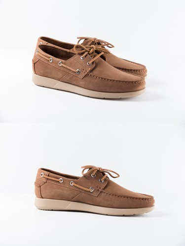 Frye Sully Boat Shoes For Men