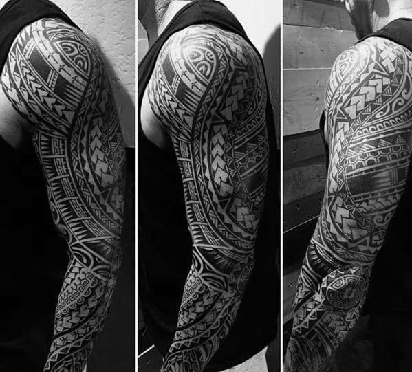 Best Polynesian Tattoo Designs Ideas