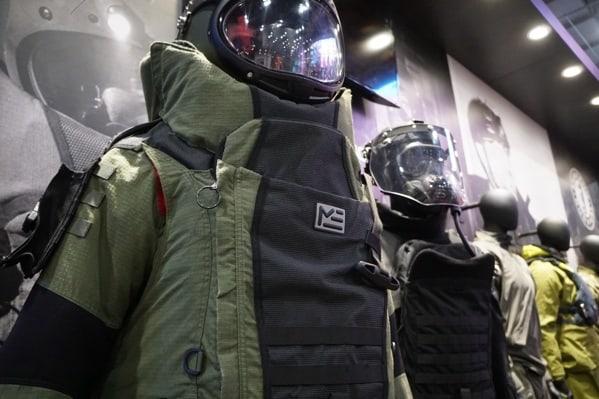 Full Armor Body Suit